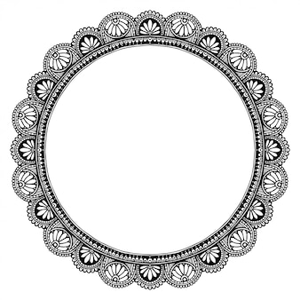Mandala-frame, oosterse therapie