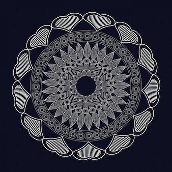 Mandala-meditatie-element