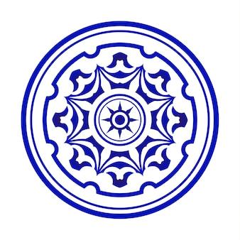 Mandala modern patroon