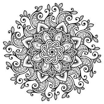 Mandala-ontwerp