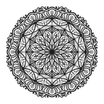 Mandala ornament