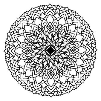 Mandala patroon