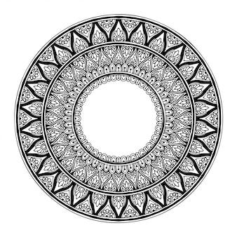 Mandala's kleurboek, oosterse therapie, yoga