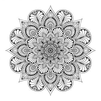 Mandala's kleurboek