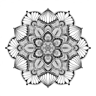 Mandala's kleurboek,