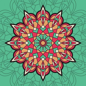 Mandala volledige achtergrondafbeeldingen