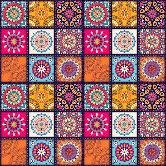 Mandalapatroon ontwerp