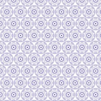 Mandalas patroonontwerp