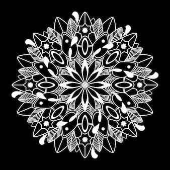 Mandla spiritueel patroon