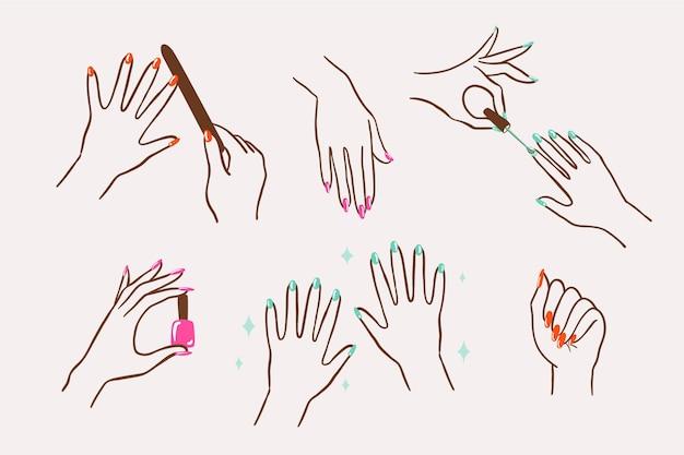 Manicure handcollectie