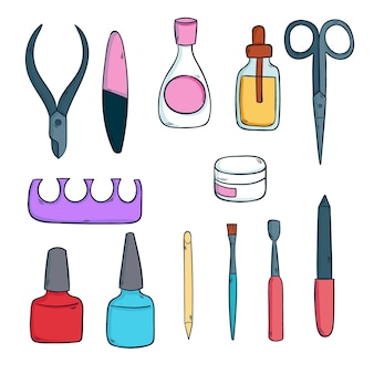 Manicure-instrumenten