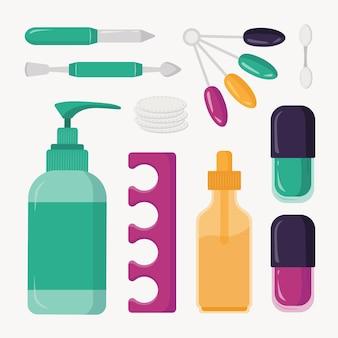 Manicure tools pakket