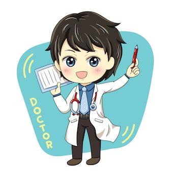 Mannelijke arts