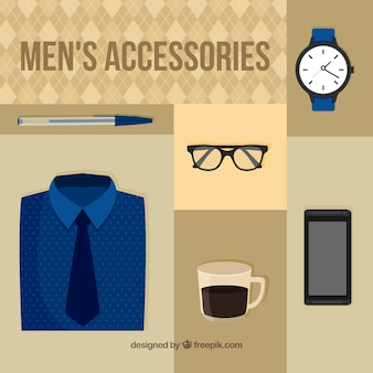 Mannen accessoires