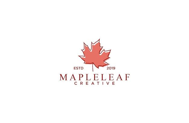 Maple leaf-logo