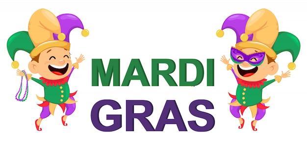 Mardi gras-nar