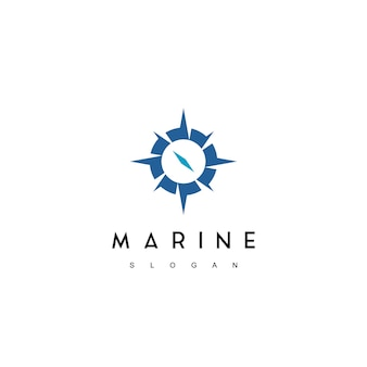 Marine logo design inspiratie