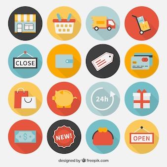 Market pictogrammen