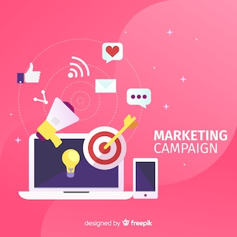 Marketing campagne