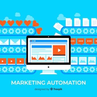 Marketingautomatisering