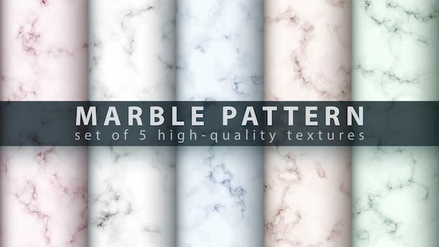 Marmeren naadloze patroon textuur