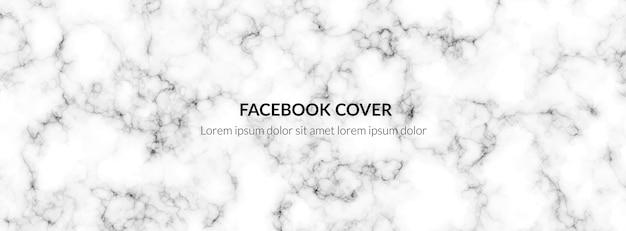 Marmeren textuur banner