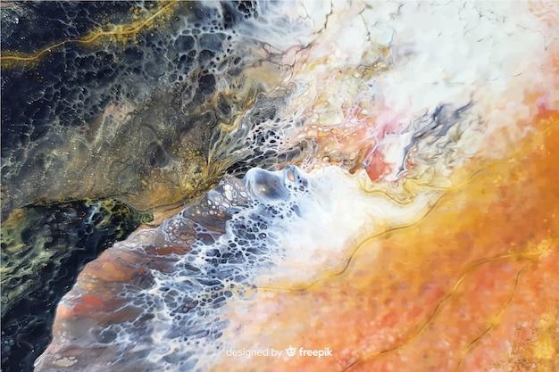 Marmeren verf textuur achtergrond