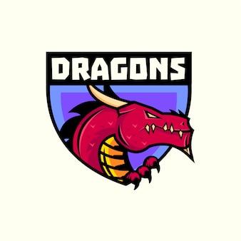 Mascot branding loco illustratie