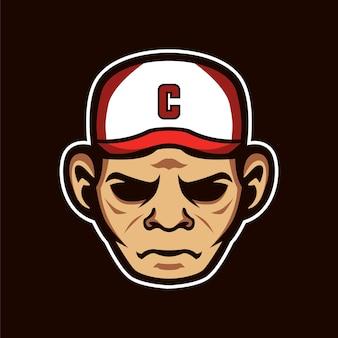 Mascotte Captain Sports-logo