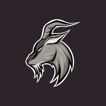 Mascotte logo concept