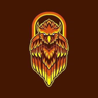 Mascotte logo uil