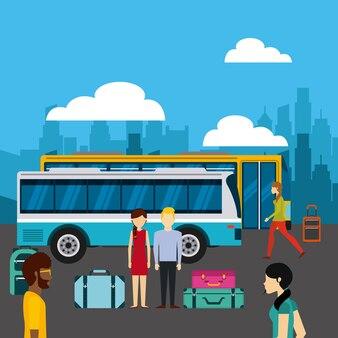 Massa transport ontwerp