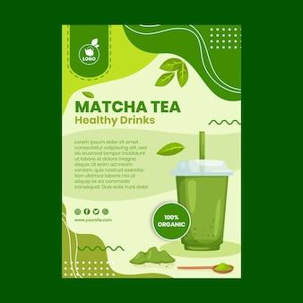 Matcha thee folder sjabloon