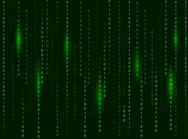 Matrix achtergrond