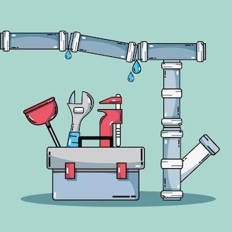 Mechanische reparatieservice en industriebouw