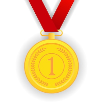 Medaille icoon