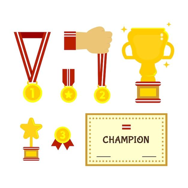 Medailleskampioen
