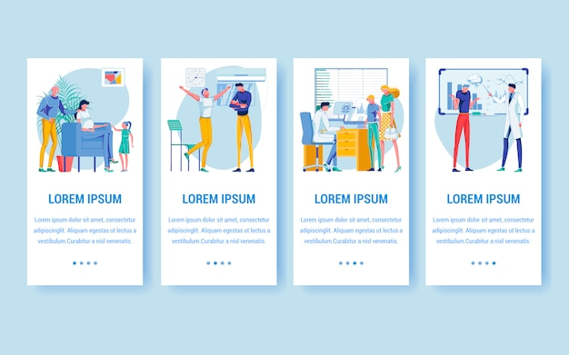 Medical care concept, checking health in hospital.
