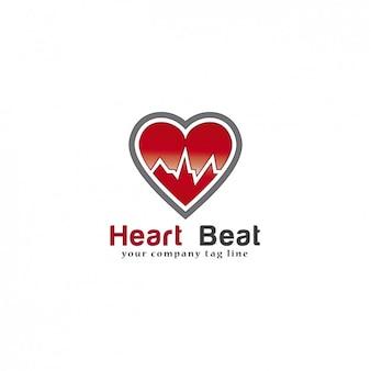 Medical company template logo