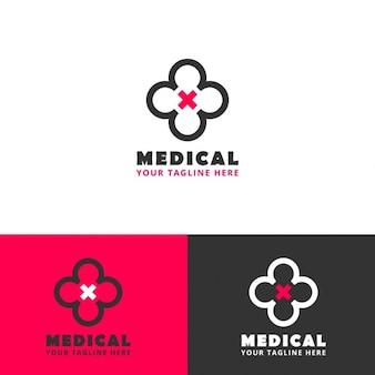 Medisch kruis logo