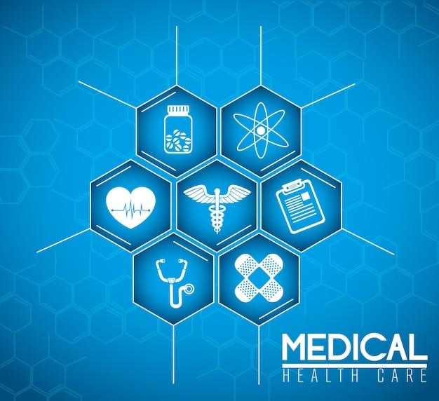 Medisch ontwerp.