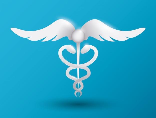 Medisch verzekeringsontwerp.