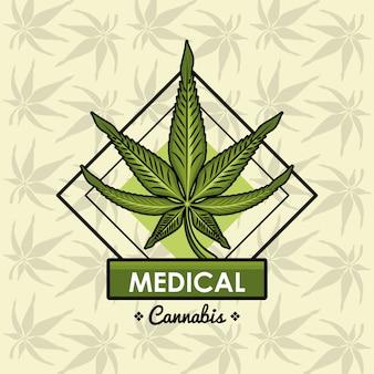 Medische kaart voor cannabis