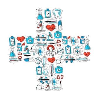 Medische kruisvorm
