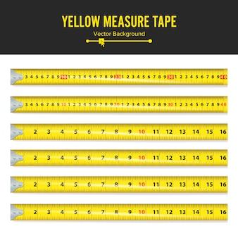 Meet gereedschapsapparatuur in inches.