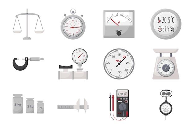 Meetinstrumenten en instrumenten metrologische apparatuur