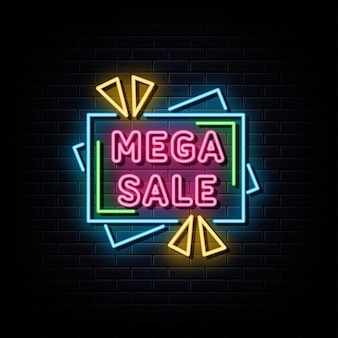 Mega verkoop neon teken neon symbool