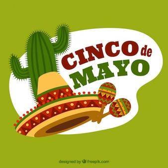 Mei vijf in mexico