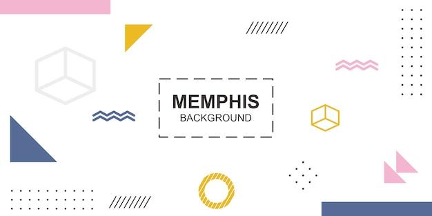Memphis cover achtergrond