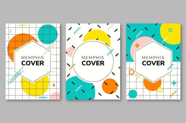 Memphis design covercollectie